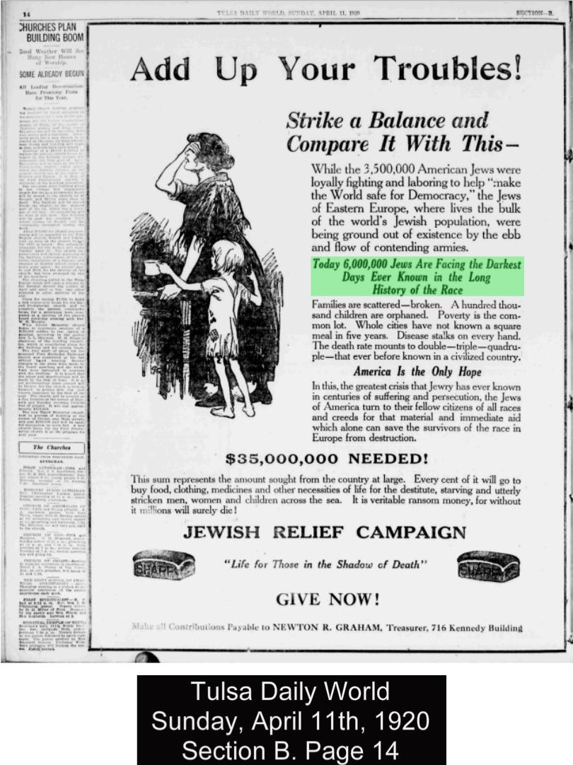 1920sixmilliondarkestdays