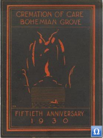 2+-+Visual+Representation+-+Bohemian+Club+-+Cremation+of+Care+50th+Anniversary
