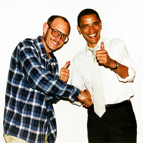 Obamas' Jew Pal Terry Richardson