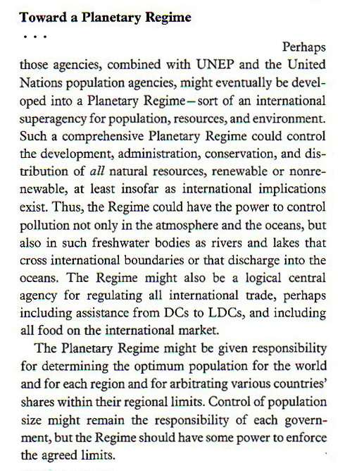 essay on the need of population control