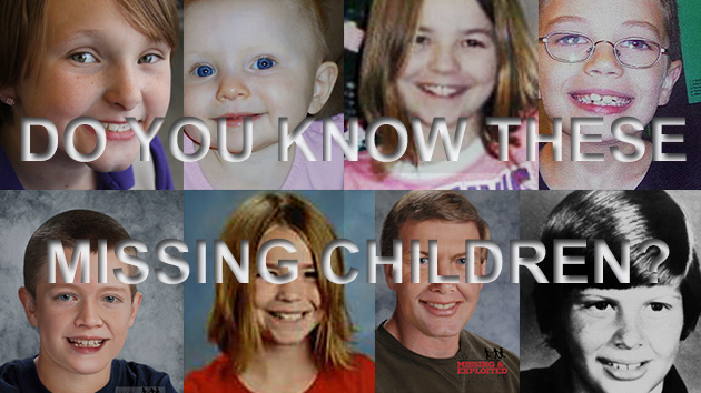 doyouknowthesemissingchildren
