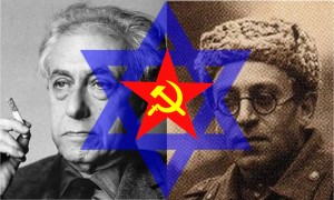 Communist Jew demons, Ilya Ehrenburg and Vassily Grossman.