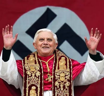 pope+nazi