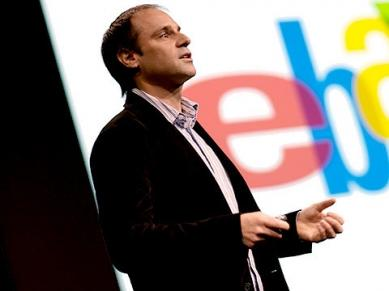 Jeff Skoll of eBay