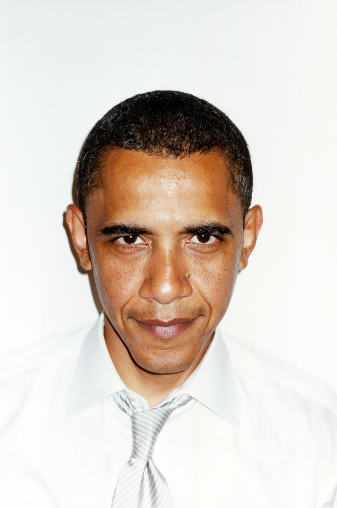 Taken by Terry Richardson (Is Obama an MK Ultra Victim?)