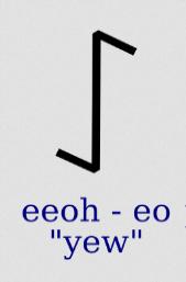 """eeoh - eo""""yew"""""""