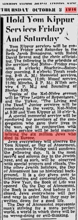 1946LewistonEveningJournalSixMillion