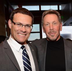 Larry_Ellison-David_Siegel-Israeli_Consul
