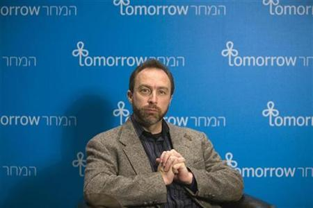 Wikipedia_Jimmy_Wales_Israeli_Presidential_Conference_ 2009