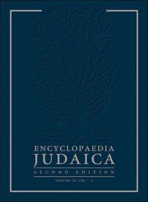 encyclopedia_judaica_2nd_edition