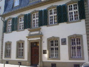 Karl Marx House and Museum Trier