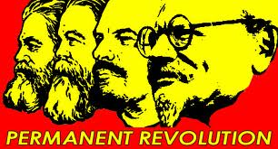 Marx, Engels, Lenin and Trotsky