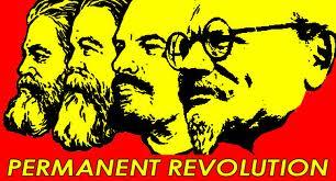 Marx, Engels, Lenin and Trotsky