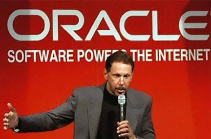"""Oracle Software Powers the Internet"" - revealing title!"