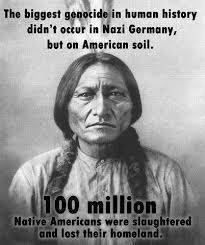 The Native American Holocaust