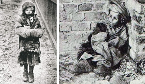 The Ukrainian Famine known as the Holodomor