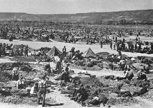 Concentration Camp for German POWs